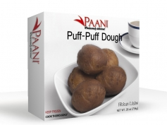 Puff-Puff Dough