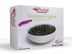 Steamed Ugwu