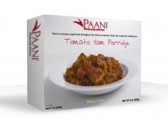 Tomato Yam Porridge